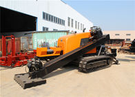 28 TON Horizontal Directional Drilling Machine With Auto Anchoring / Loading